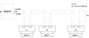 Схема БУШ-и